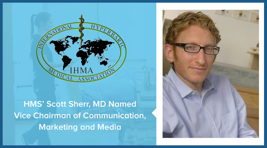 dr. scott sherr named to key imha leadership committee