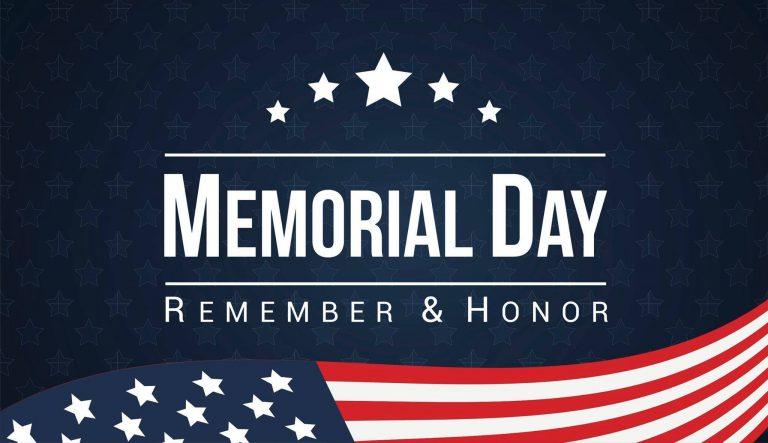 Memorial Day 2021 - Remember