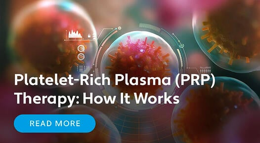 How PRP Therapy Works - Click to Read More