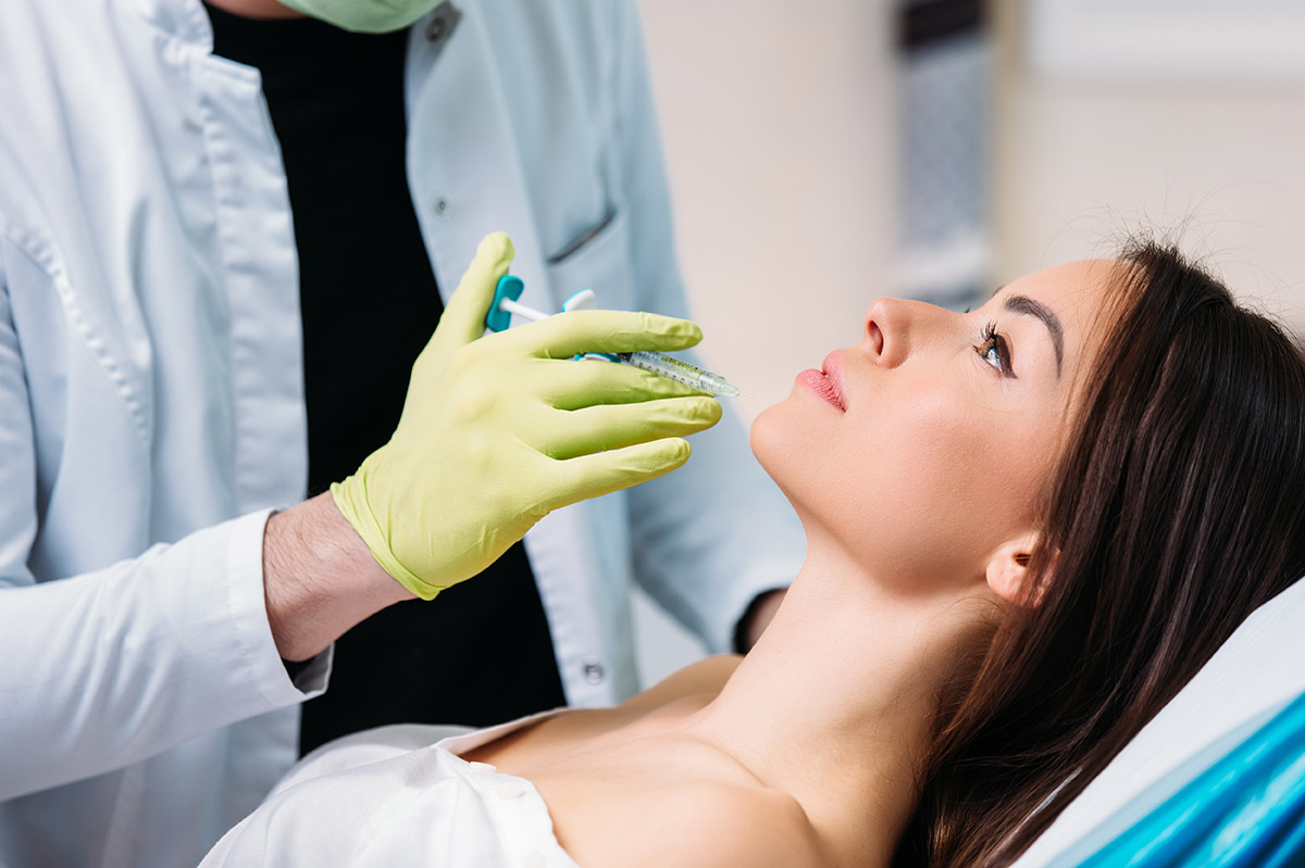PRP Therapy for aesthetic use