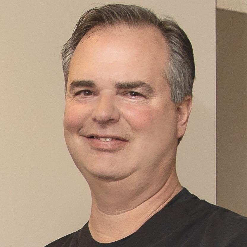 Bruce Urbano headshot