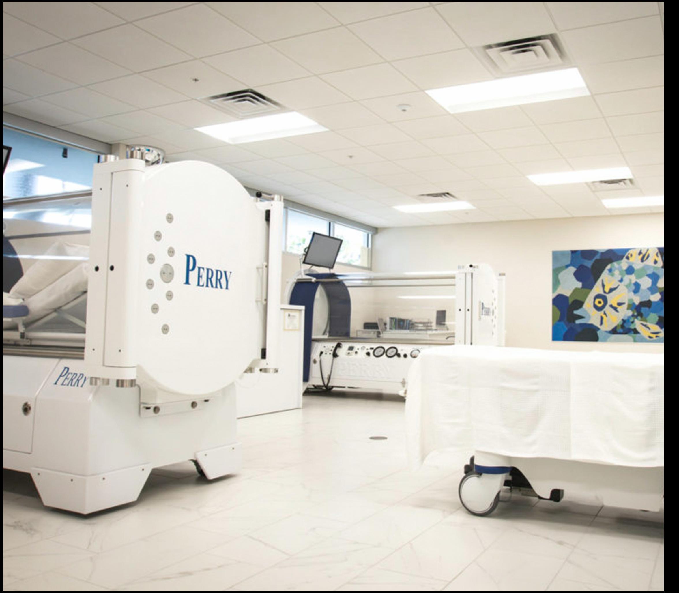 Florida HMS office hyperbaric oxygen chambers